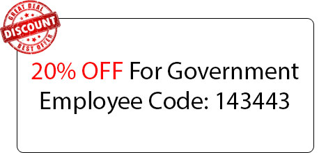 Government Employee Coupon - Locksmith at Grand Prairie, TX - Grand Prairie Texas Locksmith