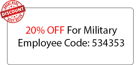 Military Employee Coupon - Locksmith at Grand Prairie, TX - Grand Prairie Texas Locksmith